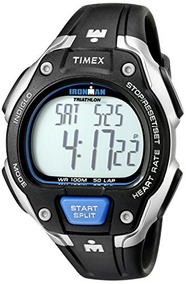 0928d9fddf05 Reloj Timex H F Ironman Hrm Target Trainer - Reloj de Pulsera en ...