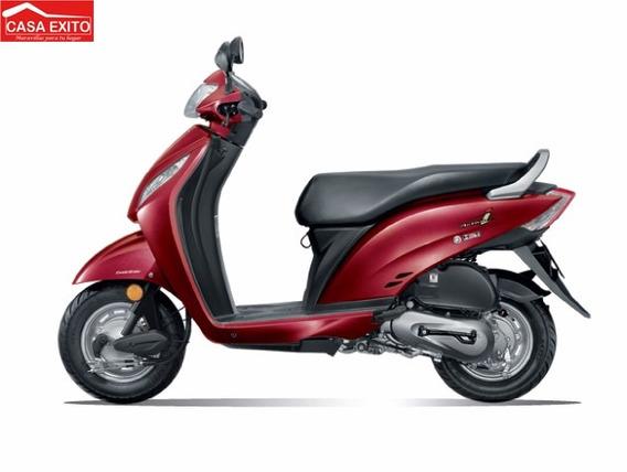 Moto Honda Activa I Scv110he Año 2017
