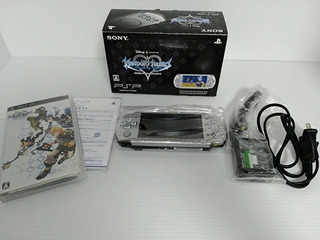 Psp-3000 Kingdom Hearts Birth By Sleep Import From Japan B ®