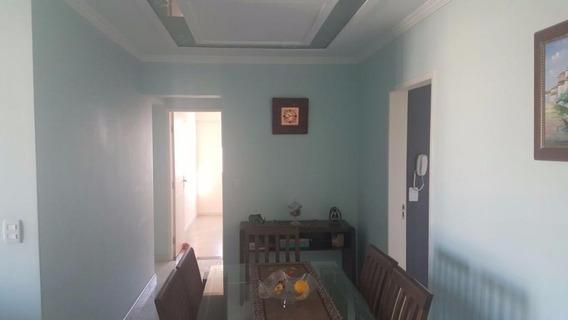 Apartamento Com 3 Dormitórios À Venda, 80 M² Por R$ 385.000 - Jardim Satélite - São José Dos Campos/sp - Ap0444