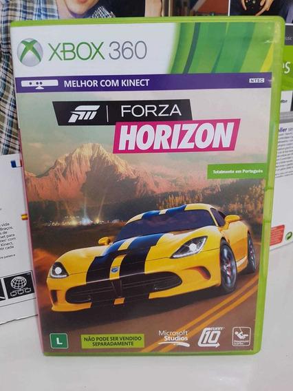 Forza Horizon Xbox 360 Midia Física Em Português P/ Entrega