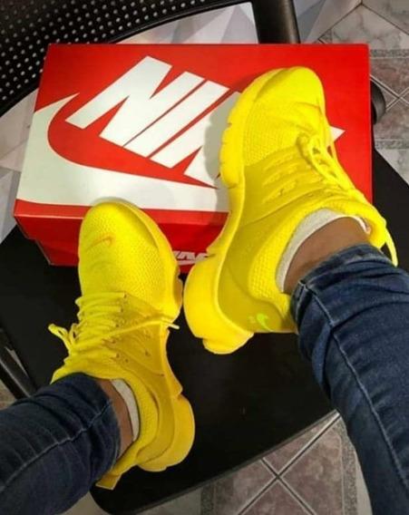 Tênis Nike Epic Air Presto Flyknit Feminino/masculino
