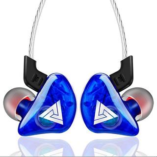 Audífonos Qkz Ck5 Originales Con Micrófono Y Estuche Gratis