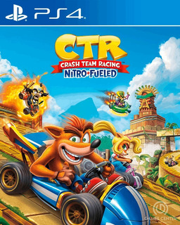 Crash Team Racing Nitro-fueled Permanente Sec.