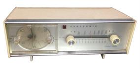 Rádio Relógio Vintage Panasonic (japan)