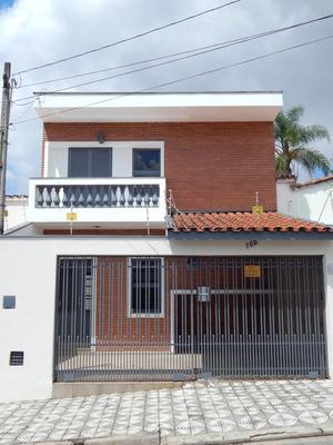 Sobrado Residencial Para Locação, Jardim Faculdade, Sorocaba