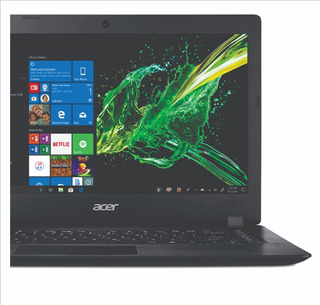 Notebook Acer Aspire 14 Dualcore 128gb Ssd Win 10*ctas S/in
