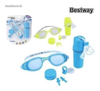 Goggles Azul,amarillo Bw-26002