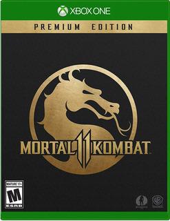 Mortal Kombat 11: Premium Edition | Xbox One Juego Completo