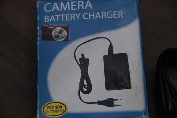 Carregador Bateria Camera Sony Série G Np-bg1 Bc-csgb Origin