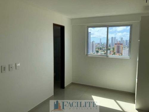 Apartamento Para Vender, Estados, João Pessoa, Pb - 21653-9693