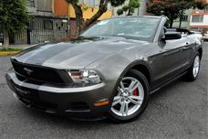 Ford Mustang V6 Convertible, Piel, Automático