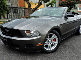 Ford Mustang V6 Convertible, Piel, Automático