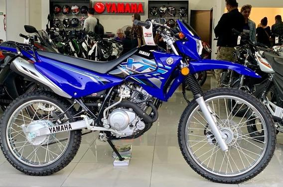 Yamaha Xtz 125 2020 Negra, Blanca Y Azul