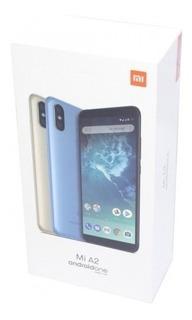 Celular Xiaomi A2/ 64gb/ Dual Sim/ 4g/ Preto