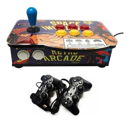 Arcade Consola 7200 Juegos Neogeo Y Más Hdmi 3 Jugadores