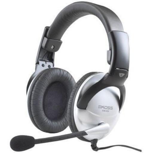 Koss Sb45 Headset Fone De Ouvido Koss Sb45 Original S/ Caixa