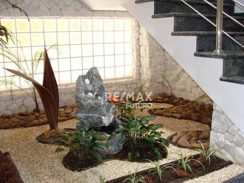 Casa Com 4 Dormitórios À Venda, 895 M² Por R$ 1.700.000,00 - São Paulo Ii - Cotia/sp - Ca0031
