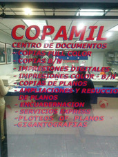 Copiadora, Imprenta Digital, Copamil.