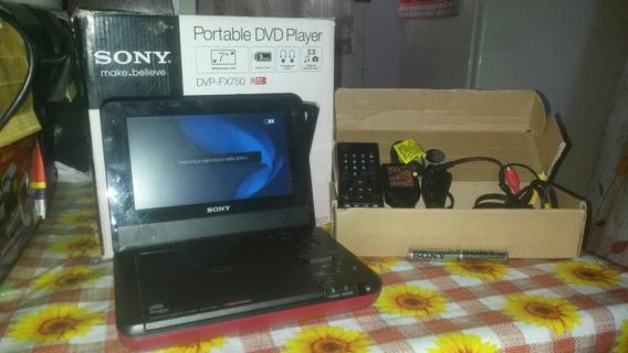 Dvd Sony Portatil