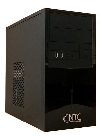 Microcomputador Ntc Dual Core G5400 Memória 4 Gb Hd 500gb Se