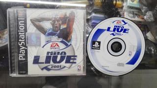 ** Nba Live 2001 Para Playstation One Psone **