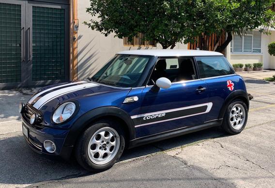 Mini Cooper 1.6 Automatico
