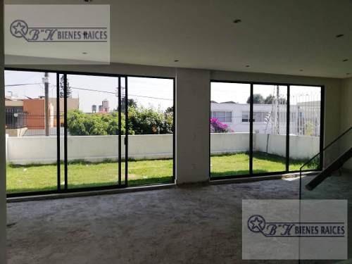 Casa Nueva En Venta, Tecamachalco