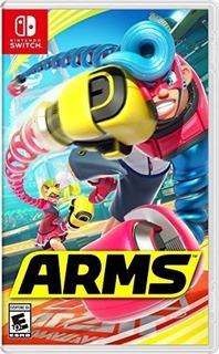 Arms - Interruptor De Nintendo