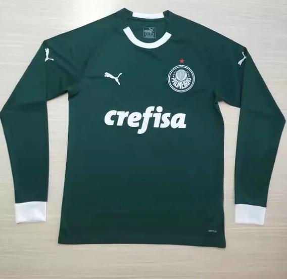 Camiseta Oficial Palmeiras Mod. 19/20 - Frete Grátis!!