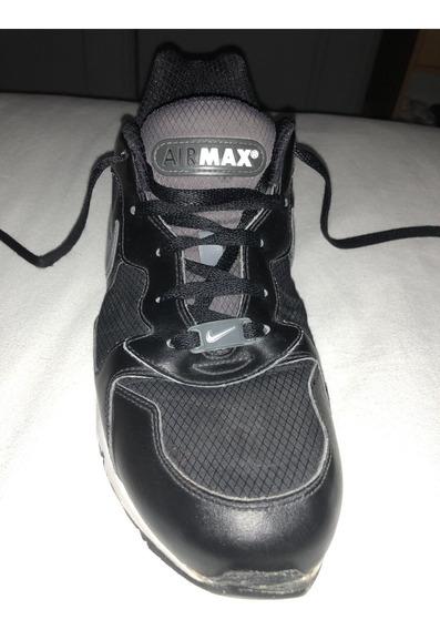 Zapatillas Negras Nike Airmax