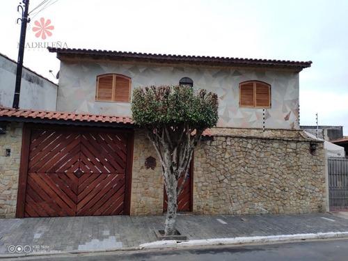 Imagem 1 de 15 de Casa Sobrado Para Venda, 4 Dormitório(s) - 1721