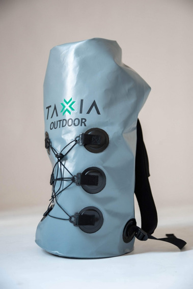 Mochila Estanco 35 Litros 100 % Impermeable Taxia Outdoor