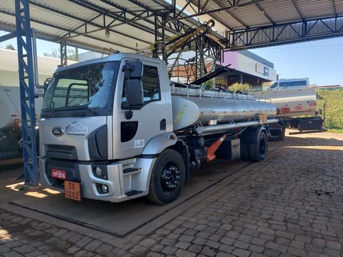 Ford Cargo 1723 Tanque Combustível 12.000l Toco