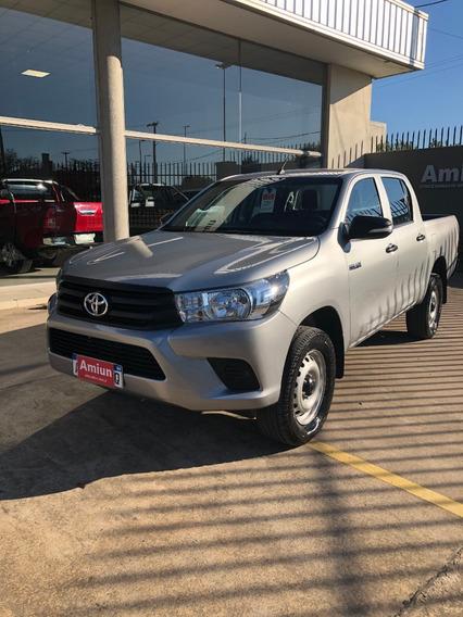Toyota Hilux 4x2 D/c Dx 2.4 Tdi 6 M/t