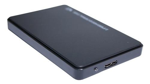 Carry Disk Case Usb 3.0 Sata 2.5 Notebook Disco Hdd / Sdd