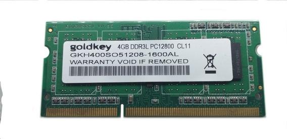 Memoria Ram Goldkey 4gb Ddr3l 1600mhz