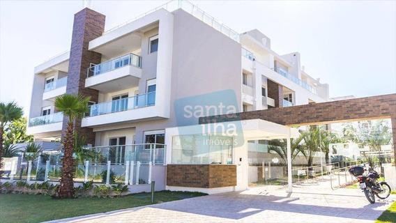 Apartamento Com 3 Dormitórios À Venda, 104 M² - Campeche - Florianópolis/sc - Ap0429