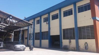 Galpão Comercial À Venda, Barra Funda, São Paulo - . - Ga0029