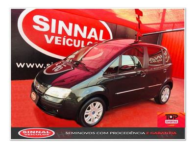 Fiat Idea 1.8 Mpi Hlx 8v Flex 4p Manual