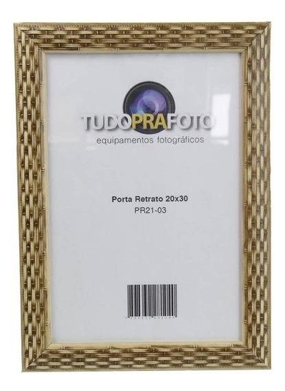 Porta Retrato De Madeira Palha 20x30 - Diferentes Modelos