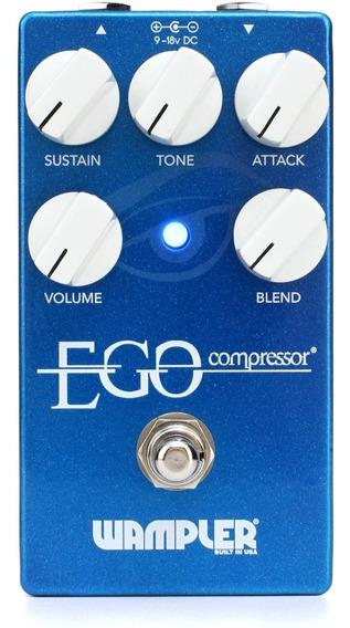Pedal Wampler Ego Compressor C/ Nfe & Garantia