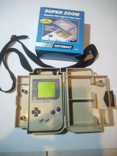 Gameboy Tabique Con Lupa Funcionando!!