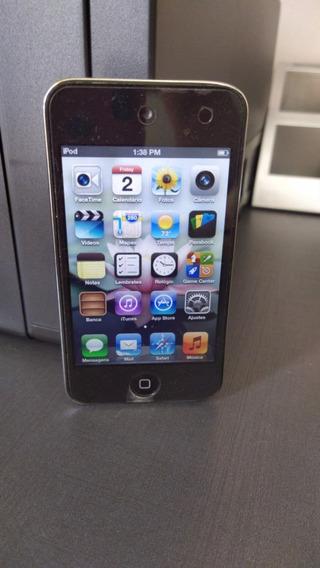 Apple iPod Touch 32gb Preto Mc544l/a