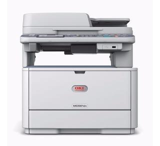 Impresora Oki Color Multifunción Mc561 31 Ppm Visor Lcd