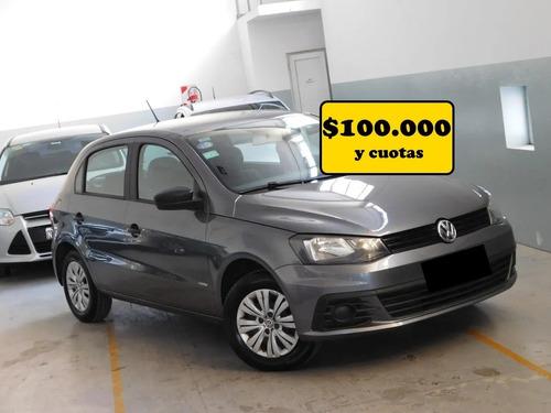Volkswagen Gol Trend 1.6 Comfortline 101cv - Dubai Autos