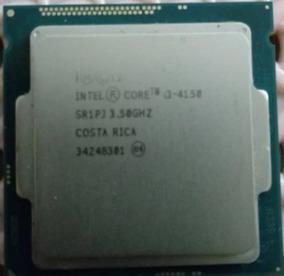 Processador I3 4150, Socket 1150, Não É 4130 4160