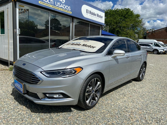 Ford Fusion Titanium Plus 2018