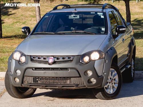 Fiat Strada Adventure Con Locker   Permuta / Financia
