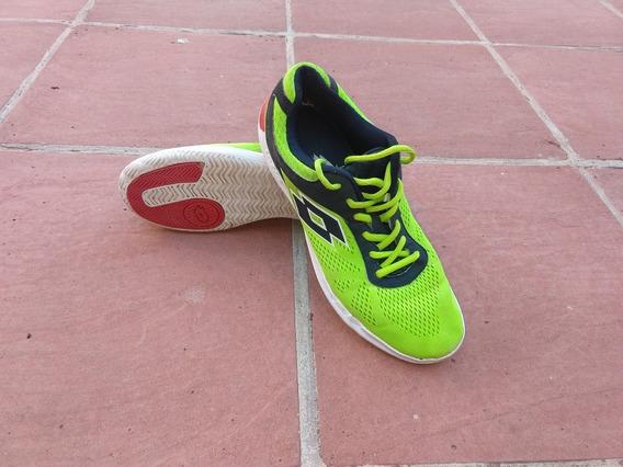 Zapatillas Lotto De Tennis/deportivas